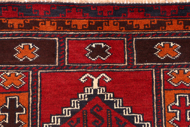 Firebrick Prayer 2' 10 x 4' 4 - No. 54492 - ALRUG Rug Store
