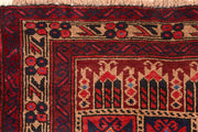 Multi Colored Prayer 2' 11 x 4' 10 - No. 54495 - ALRUG Rug Store