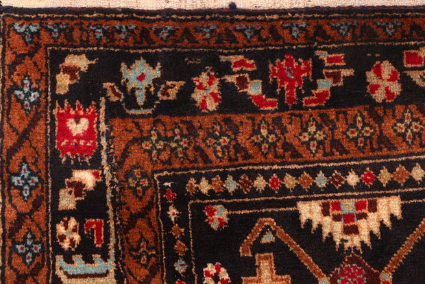 Multi Colored Baluchi 2' 8 x 4' 7 - No. 54512 - ALRUG Rug Store