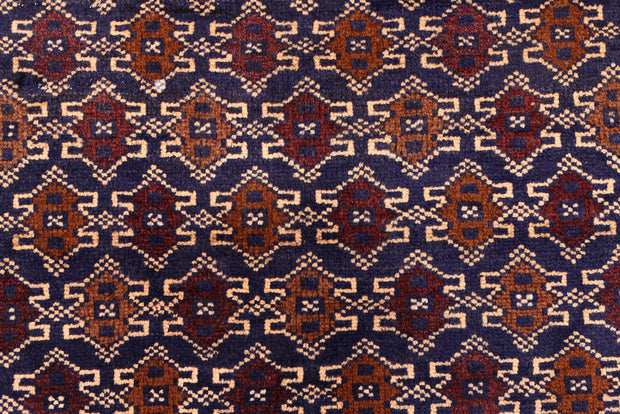 Midnight Blue Prayer 3' x 4' 8 - No. 54571 - ALRUG Rug Store