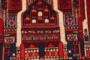 Multi Colored Prayer 3' 2 x 4' 8 - No. 54624 - ALRUG Rug Store