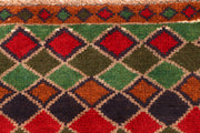 Multi Colored Baluchi 2' 8 x 3' 9 - No. 54858 - ALRUG Rug Store