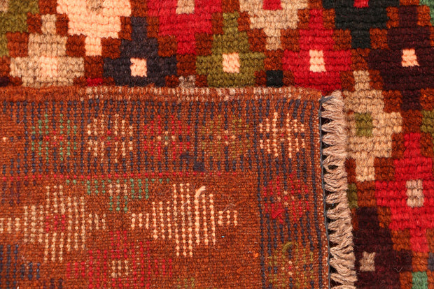 Multi Colored Baluchi 2' 11 x 3' 10 - No. 54874 - ALRUG Rug Store
