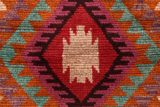 Multi Colored Baluchi 2' 7 x 3' 10 - No. 54903 - ALRUG Rug Store