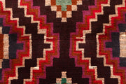 Multi Colored Baluchi 2' 9 x 3' 9 - No. 54941 - ALRUG Rug Store