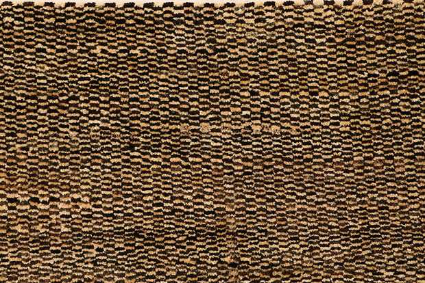 Saddle Brown Gabbeh 5' 9 x 7' 11 - No. 55617 - ALRUG Rug Store