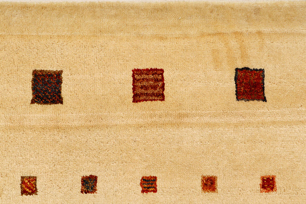 Wheat Gabbeh 5' 7 x 8' 3 - No. 55656 - ALRUG Rug Store