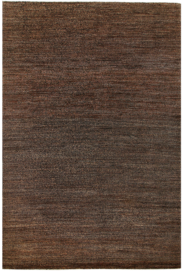 Saddle Brown Gabbeh 5' 7 x 8' 3 - No. 55657 - ALRUG Rug Store