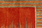 Multi Colored Gabbeh 5' 6 x 8' 2 - No. 55680 - ALRUG Rug Store