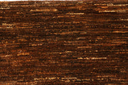 Saddle Brown Gabbeh 5' 6 x 8' 2 - No. 55683 - ALRUG Rug Store