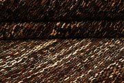Saddle Brown Gabbeh 4' 6 x 6' 7 - No. 55736 - ALRUG Rug Store