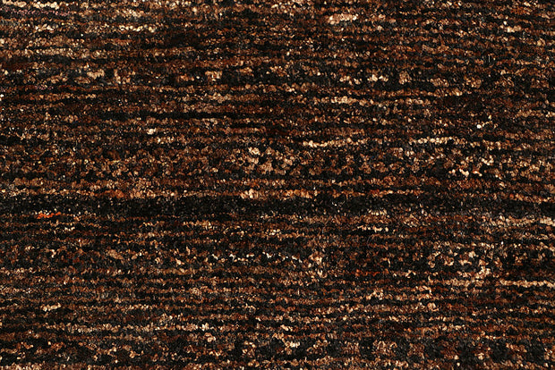 Saddle Brown Gabbeh 2' 7 x 5' 6 - No. 55778 - ALRUG Rug Store
