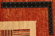 Multi Colored Gabbeh 5' 9 x 9' - No. 55849 - ALRUG Rug Store