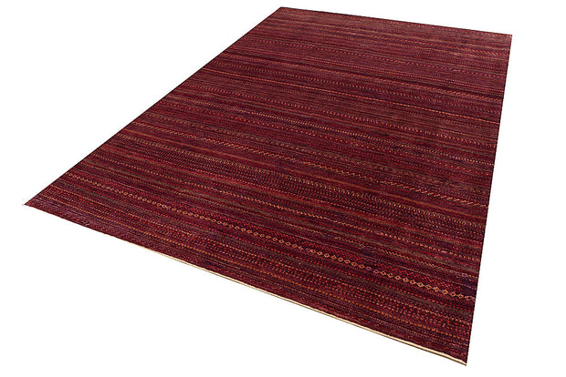 Pale Violet Red Gabbeh 6' 6 x 9' 6 - No. 55865 - ALRUG Rug Store
