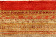 Multi Colored Gabbeh 6' 6 x 9' 5 - No. 55867 - ALRUG Rug Store