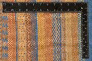 Multi Colored Gabbeh 6' 8 x 9' 7 - No. 55869 - ALRUG Rug Store