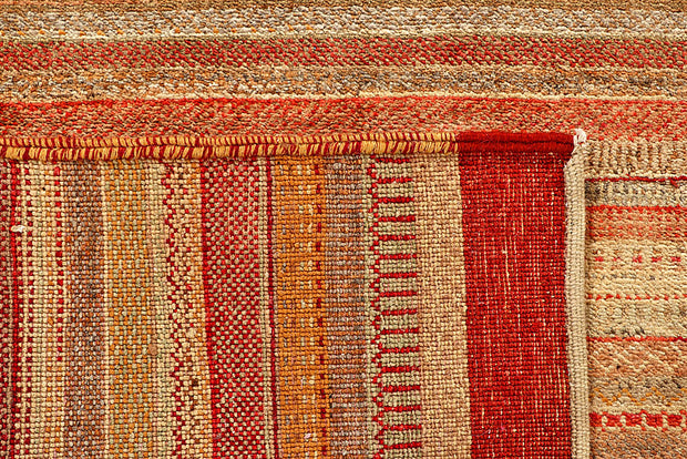 Multi Colored Gabbeh 5' 8 x 7' 11 - No. 55917 - ALRUG Rug Store