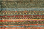 Multi Colored Gabbeh 5' 9 x 7' 9 - No. 55926 - ALRUG Rug Store
