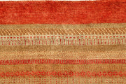 Multi Colored Gabbeh 5' 7 x 8' 2 - No. 55929 - ALRUG Rug Store