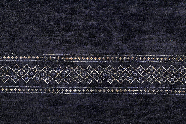 Midnight Blue Gabbeh 5' 6 x 8' - No. 55949 - ALRUG Rug Store