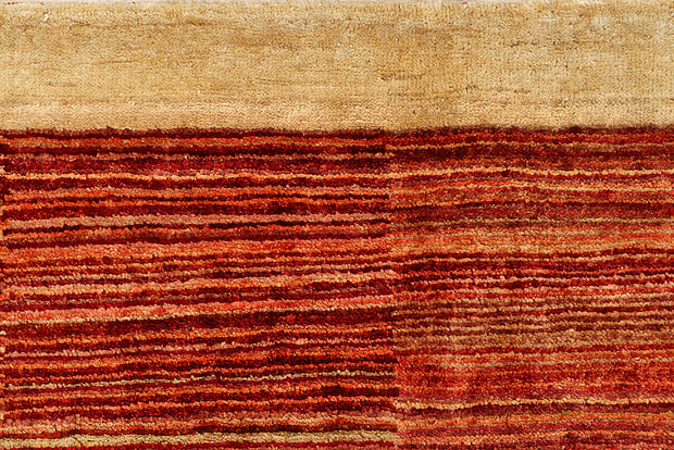 Multi Colored Gabbeh 6' 6 x 8' 4 - No. 55976 - ALRUG Rug Store