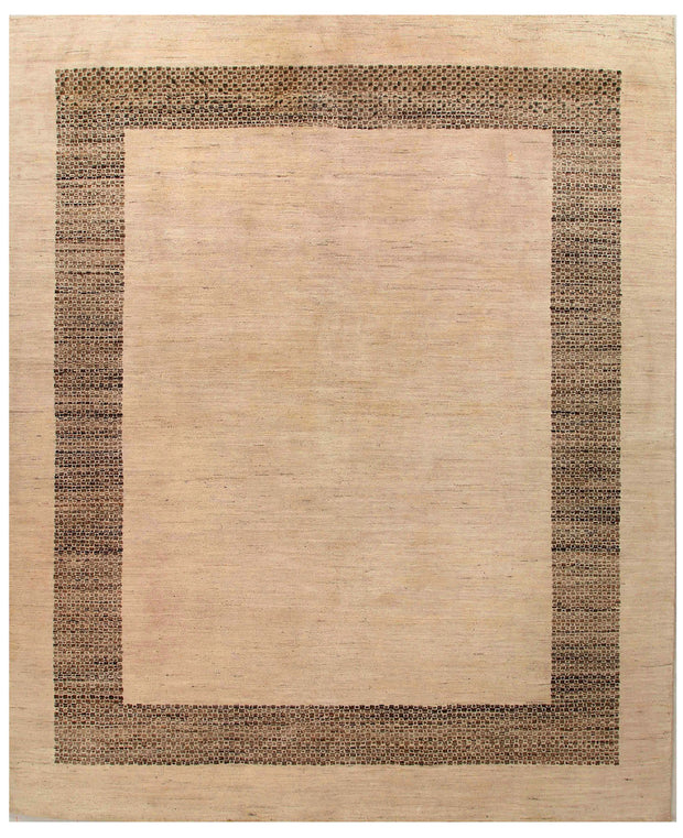 Wheat Gabbeh 8' 1 x 9' 10 - No. 56004 - ALRUG Rug Store