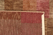 Multi Colored Gabbeh 5' 11 x 9' 2 - No. 56022 - ALRUG Rug Store