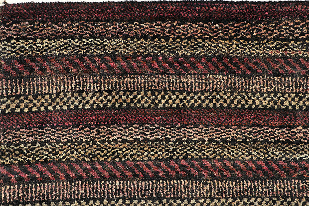 Multi Colored Gabbeh 6' 8 x 8' 2 - No. 56032 - ALRUG Rug Store