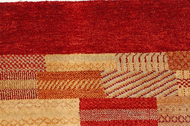Multi Colored Gabbeh 8' 2 x 11' 3 - No. 56049 - ALRUG Rug Store