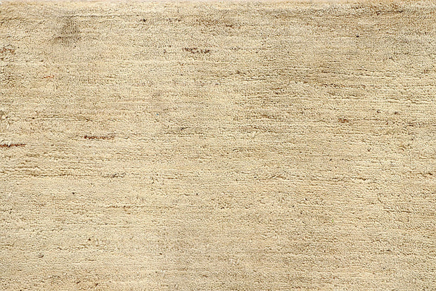 Blanched Almond Gabbeh 8' x 7' 11 - No. 56051 - ALRUG Rug Store