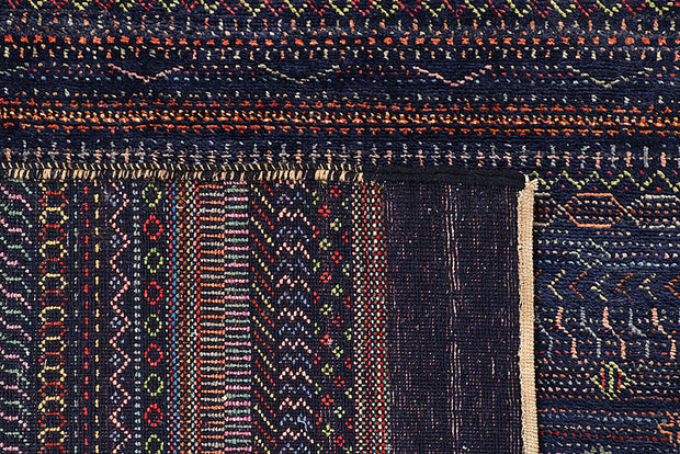 Multi Colored Gabbeh 9' 1 x 12' 1 - No. 56121 - ALRUG Rug Store