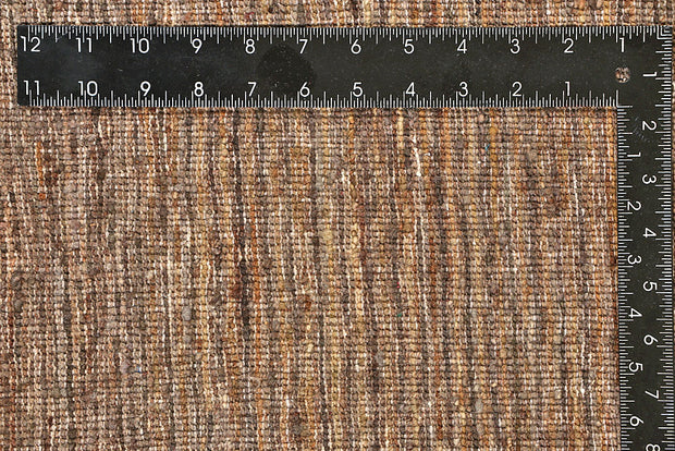 Saddle Brown Gabbeh 9' 1 x 12' 2 - No. 56134 - ALRUG Rug Store