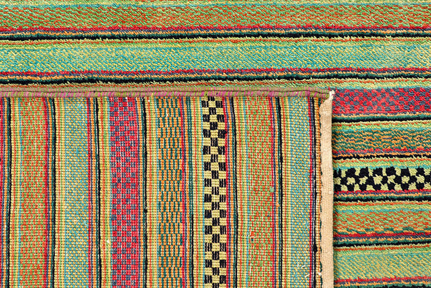 Multi Colored Gabbeh 8' 4 x 10' 9 - No. 56137 - ALRUG Rug Store