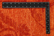 Orange Red Gabbeh 4' 7 x 6' 4 - No. 56648 - ALRUG Rug Store