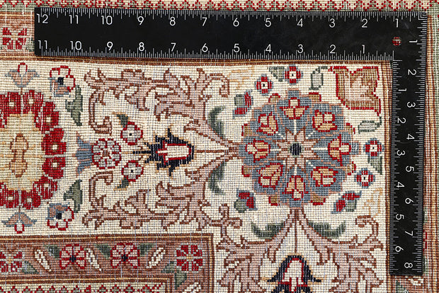 Multi Colored Bakhtiar 5' 6 x 8' 1 - No. 56717 - ALRUG Rug Store