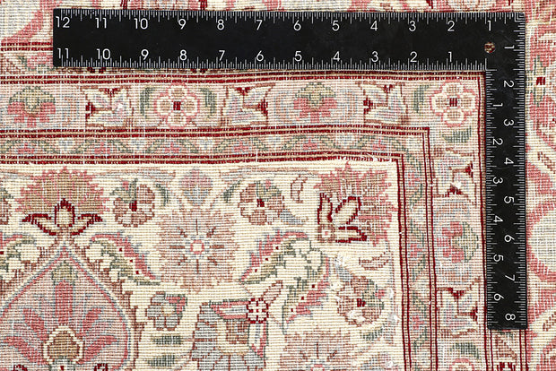 Light Coral Mahal 5' 5 x 8' 4 - No. 56725 - ALRUG Rug Store