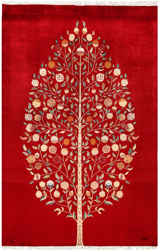Firebrick Tree of Life 4' 7 x 7' - No. 56756