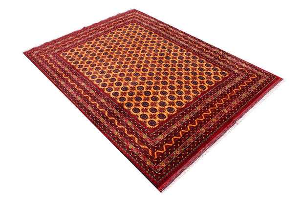 Orange Baluchi 5' x 6' 8 - No. 56987 - ALRUG Rug Store