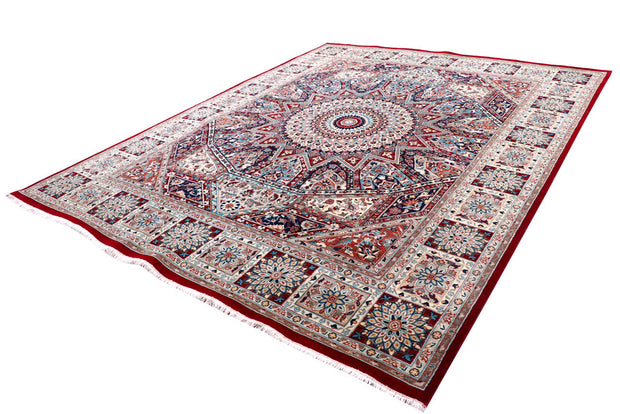 Multi Colored Gombud 8' x 10' 2 - No. 57131 - ALRUG Rug Store