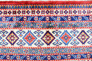Orange Red Shirvan 8' 4 x 11' - No. 57799 - ALRUG Rug Store