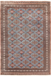Light Slate Grey Caucasian 8' x 11' 6 - No. 58529 - ALRUG Rug Store