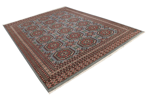 Light Slate Grey Caucasian 8' 3 x 10' 10 - No. 58532 - ALRUG Rug Store