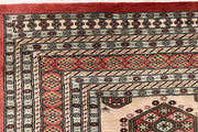 Blanched Almond Caucasian 9' 1 x 11' 10 - No. 58542 - ALRUG Rug Store