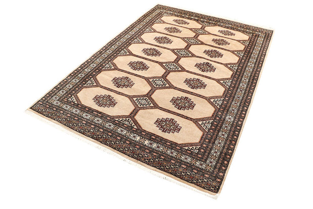 Blanched Almond Jaldar 4' 9 x 6' 11 - No. 58714 - ALRUG Rug Store