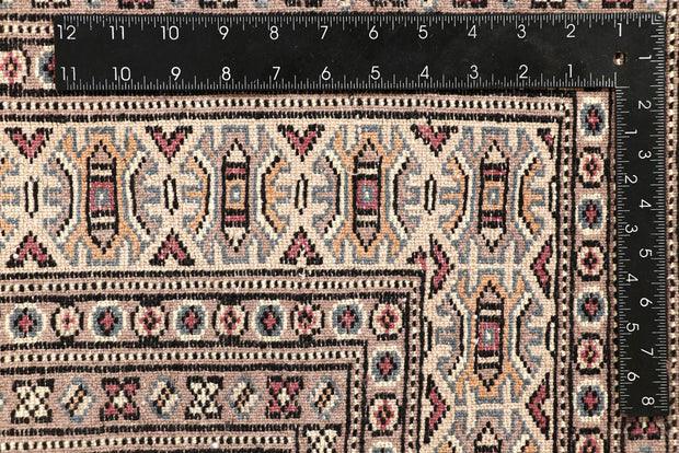 Blanched Almond Jaldar 4' 8 x 6' 8 - No. 58717 - Alrug Rug Store