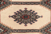 Blanched Almond Jaldar 2' 6 x 9' 9 - No. 58760 - ALRUG Rug Store