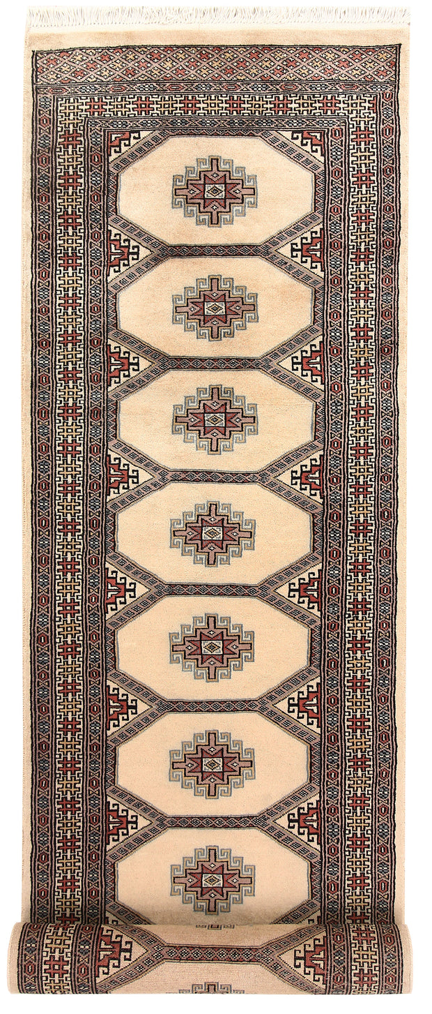 Wheat Jaldar 2' 6 x 10' - No. 58761 - Alrug Rug Store