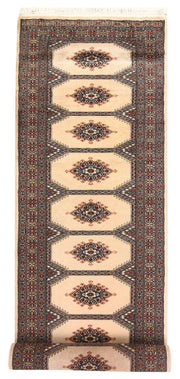 Wheat Jaldar 2' 7 x 10' 6 - No. 58767 - ALRUG Rug Store