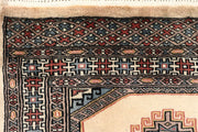 Blanched Almond Jaldar 2' 6 x 10' 5 - No. 58769 - ALRUG Rug Store