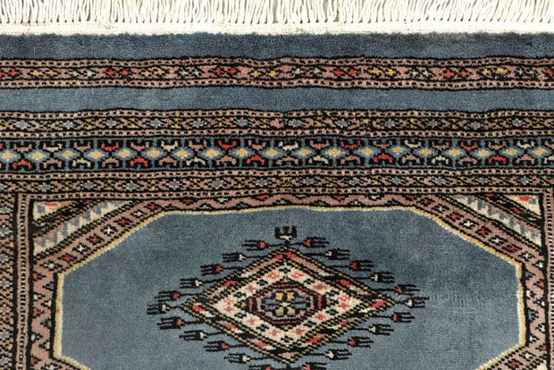 Light Slate Grey Jaldar 2' 7 x 10' 6 - No. 58770 - ALRUG Rug Store